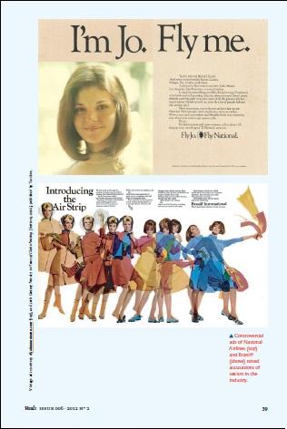 VAULT - I'm Jo, fly me (p 59, June 2012)